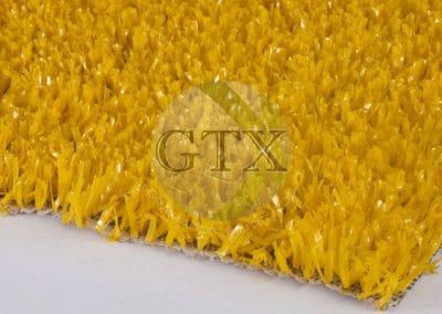 Grama Sintética 12mm Amarela